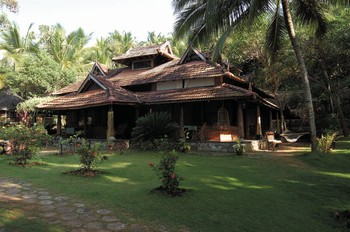 Luxuriöses Ayurveda-Health-Resort - Chowara Kerala